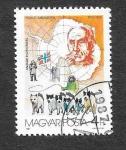 sellos de Europa - Hungría -  3078 - Explorador