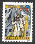 Sellos de Europa - Hungría -  C417 - Programa Espacial Cooperativo Intercosmos