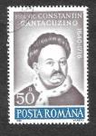 Sellos de Europa - Rumania -  3626 - Famosos Rumanos