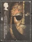 Sellos de Europa - Reino Unido -  2482 - Museo Británico, casco anglosajón de Sutton Hoo