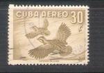 Sellos de America - Cuba -  RESERVADO aves