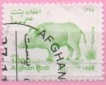 Stamps : Asia : Afghanistan :  Jabali