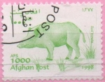 Stamps : Asia : Afghanistan :  Jabali