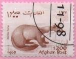 Stamps : Asia : Afghanistan :  Martes foina