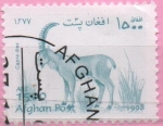 Stamps : Asia : Afghanistan :  Capra Ibex