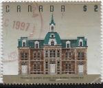 Sellos de America - Canadá -  Escuela Normal Provincial de Truro