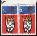 Sellos de Europa - Reino Unido -  Motivos dibujados por ni�os