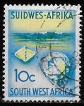 Sellos de Africa - Namibia -  Namibia-cambio