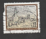Stamps Austria -  Engelzell