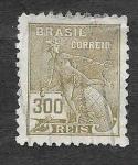 Stamps Brazil -  249 - Mercurio
