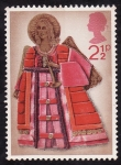 Stamps United Kingdom -  Ilustraciones de angeles