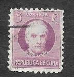 Stamps Cuba -  267 - José Cipriano de la Luz y Caballero