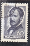 Stamps Hungary -  TOMPA MIHALY-poeta