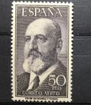Stamps Spain -  Leonardo Torres Quevedo