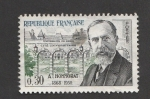 Stamps France -  A. Honnorat