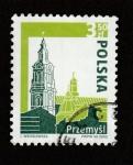 Stamps Poland -  Przemysl