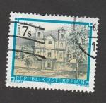 Sellos de Europa - Austria -  Convento del Loreto