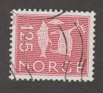 Stamps Norway -  animales de Noruega