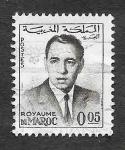 Stamps Morocco -  77 - El Rey Hassan II