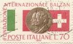 Sellos del Mundo : Europa : Italia : Fondazione internazionale Balzan