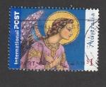 Stamps Australia -  Angel