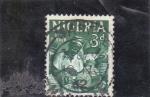 Stamps : Africa : Nigeria :  ARTESANO