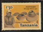 Sellos del Mundo : Africa : Tanzania : ARTESANÍA
