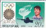 Sellos de Asia - Corea del norte -  OLIMPIADA MUNICH'72