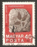 Stamps Europe - Hungary -  2056 - Centº del Instituto nacional de geologia