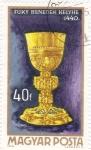 Stamps Europe - Hungary -  2128 - Orfebrería húngara