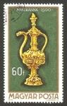 Stamps Europe - Hungary -  2129 - Orfebrería húngara