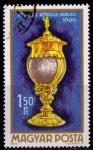 Stamps Europe - Hungary -  2131 - Orfebrería húngara