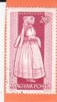 Stamps Europe - Hungary -  TRAJE TÍPICO