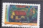 Stamps Europe - France -  PINTURA- CASA DE MARTINICA