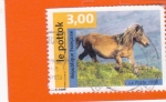 Stamps : Europe : France :  CABALLO