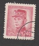 Stamps Europe - Czechoslovakia -  General Stefanik