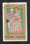 Stamps : Asia : United_Arab_Emirates :  Fujeira - 136 - Trajes típicos del siglo XVIII