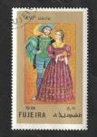 Stamps : Asia : United_Arab_Emirates :  Fujeira - 136 - Trajes típicos del siglo XVI