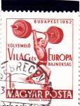 Sellos del Mundo : Europa : Hungría : ALTEROFÍLIA