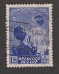 Stamps Belgium -  En memoria de la reina Astrid