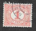 Stamps Netherlands -  56 - Cifra