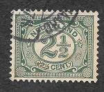 Stamps Netherlands -  60 - Cifra