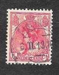 Stamps Netherlands -  65 - Reina Guillermina de Holanda