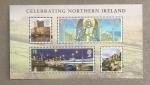 Stamps United Kingdom -  Homenajeando a Irlanda del Norte