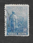 Stamps Argentina -  178 - Agricultura