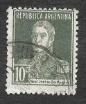 Sellos de America - Argentina -  329 - José Francisco de San Martín y Matorras