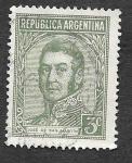 Sellos de America - Argentina -  422 - José Francisco de San Martín y Matorras