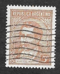 Stamps Argentina -  424 - Mariano Moreno