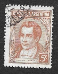 Stamps Argentina -  424 - Mariano Moreno