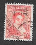 Sellos de America - Argentina -  430 - Bernardino Rivadavia